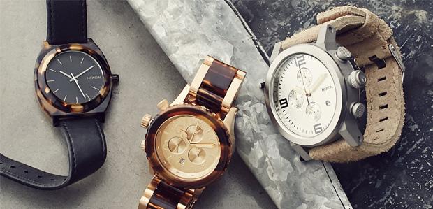 Nixon Women's & Men's Watches at Rue La La