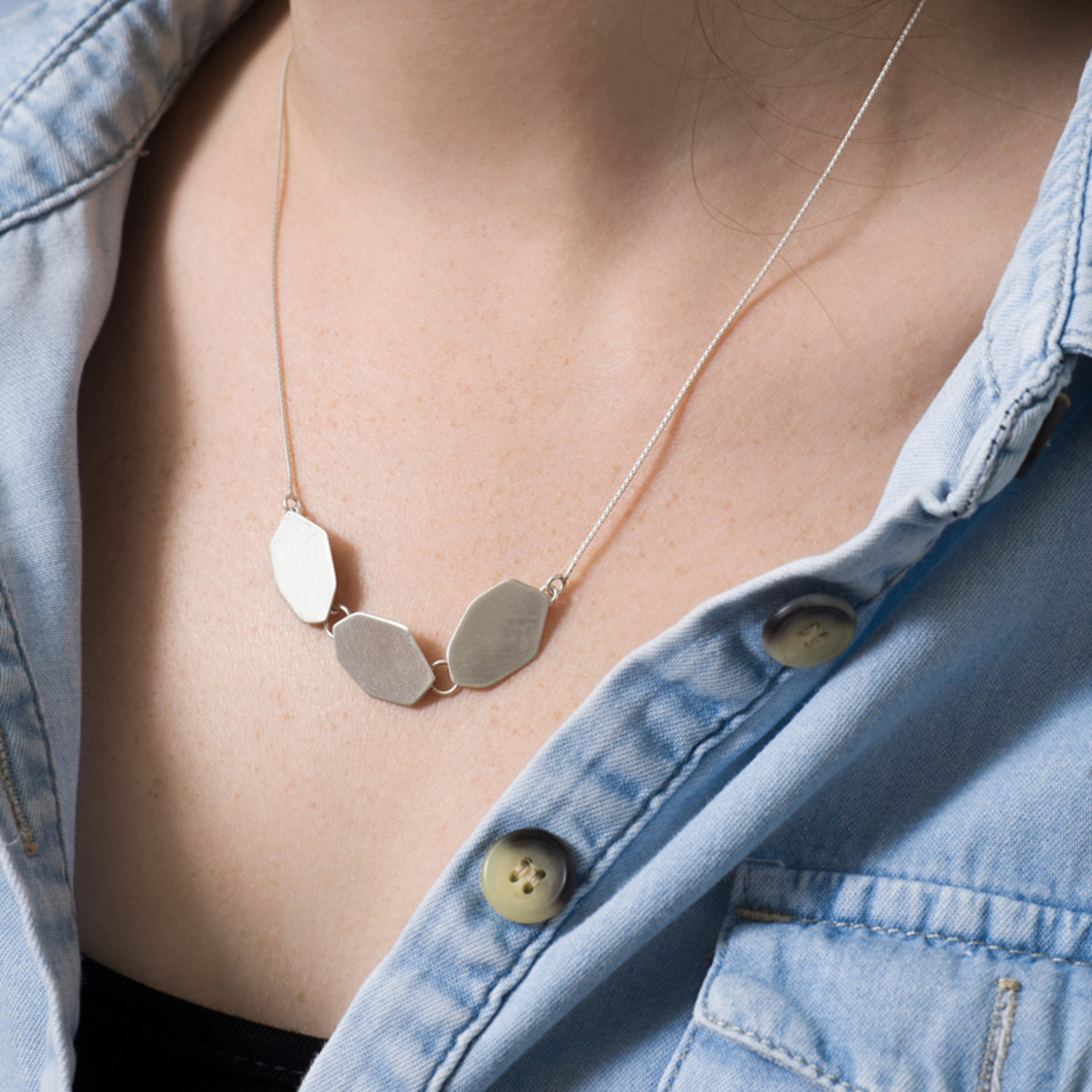 TheFORMA Nuggets Necklace