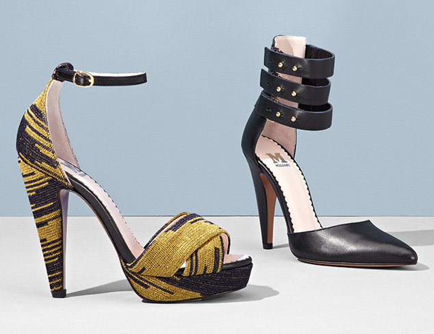 On Trend: Shoes of the Season at MYHABIT