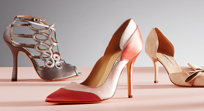 Oscar de la Renta Shoes at Gilt