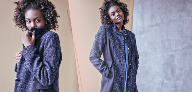 Outfit-Making Outerwear: Wool, Faux Fur, & More at Rue La La