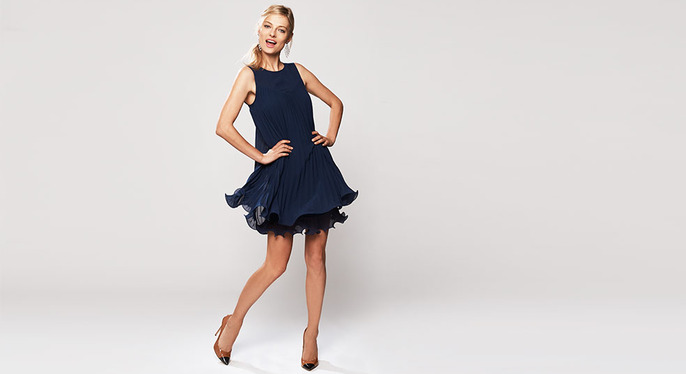 Party Dresses Feat. Erin Fetherston at Gilt
