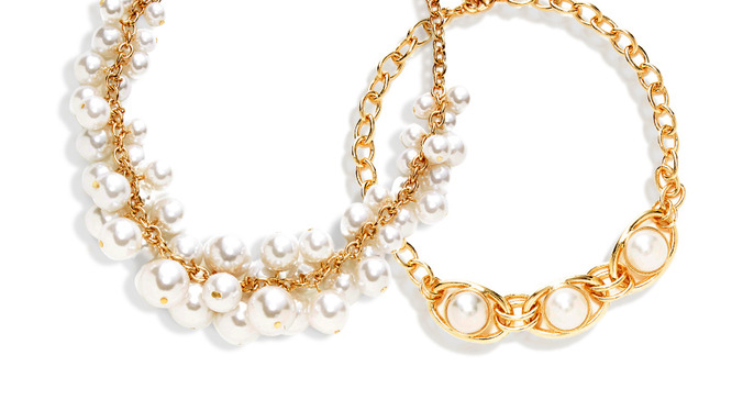 Pearls, Please: The New Classics at Gilt