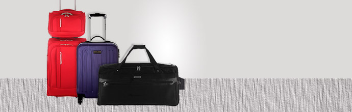 Platinium Luggage at Brandalley