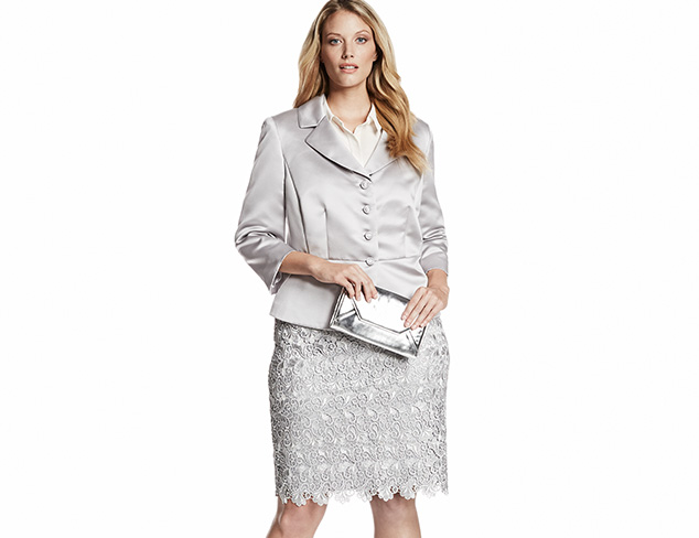 Plus Size: Tahari by ASL at MYHABIT