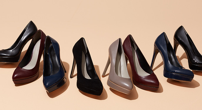 Pour La Victoire Shoes at Gilt