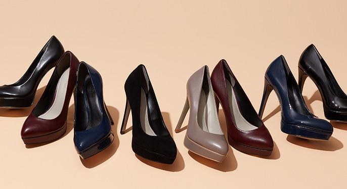 Pour La Victoire Shoes at Gilt