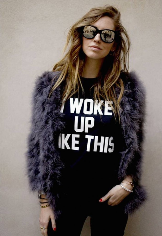 Private Party I Woke Up Like This Sweatshirt