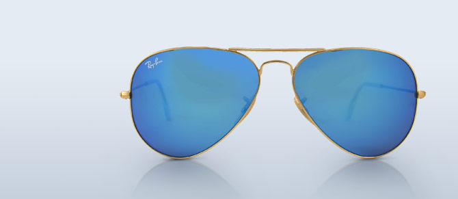 Ray-Ban at Belle & Clive