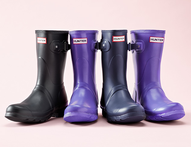 Ready for Weather: Boots at MYHABIT