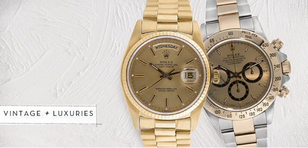 Rolex: From the Reserve at Rue La La