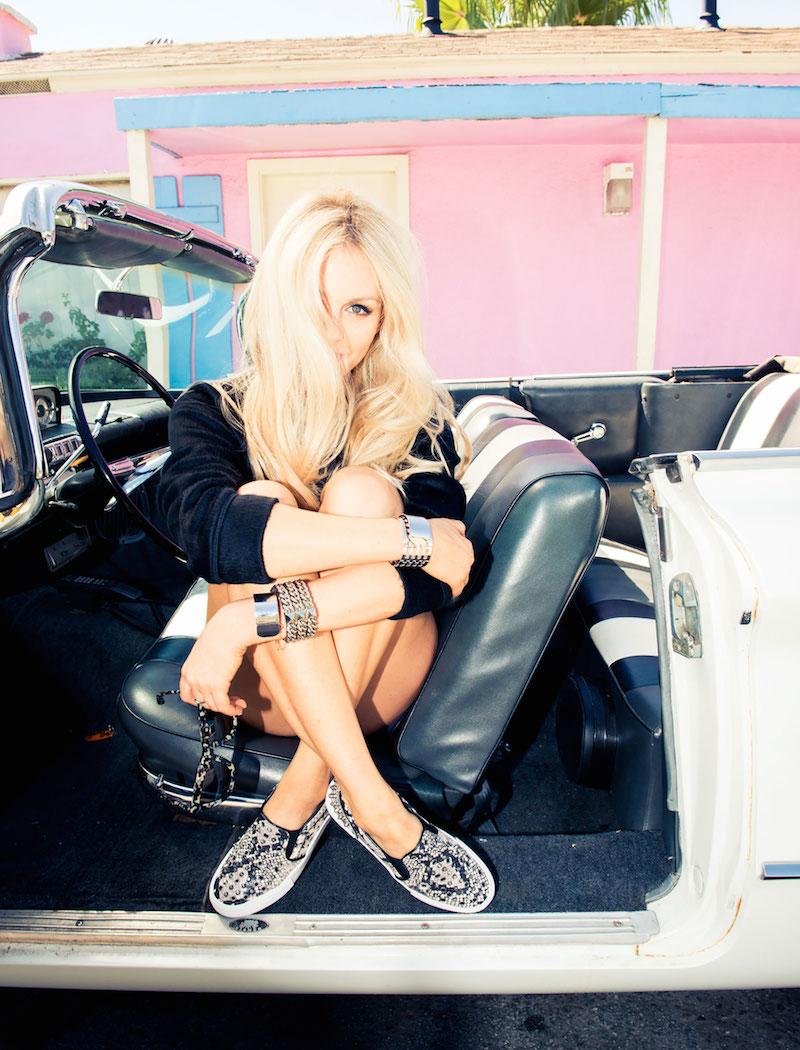 Peace Love Shea x STEVE MADDEN T-FAIRFAX Sneaker_1