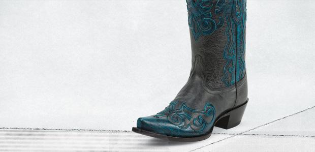 Saddle Up: Western-Inspired Boots at Rue La La