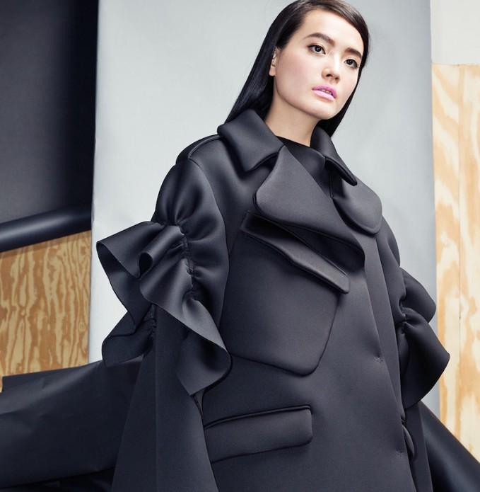 Saks Fifth Avenue Fall Fashion Vol 3: Outerwear
