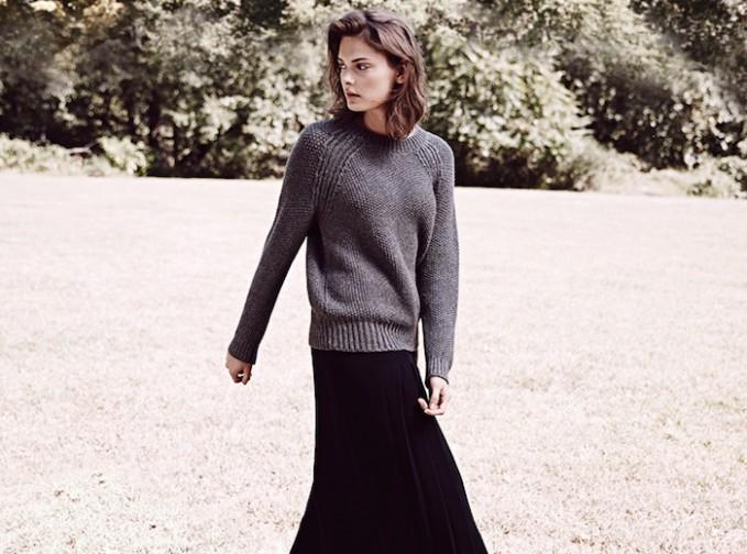 Sandro Santiago Shake Knit Sweater