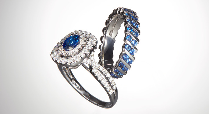 September Birthstone: Sapphire Jewelry at Gilt