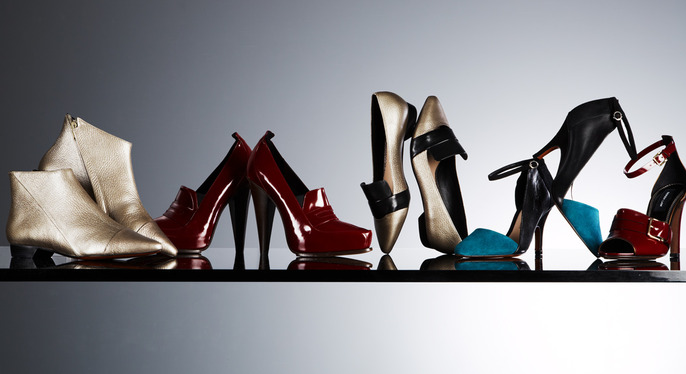 Shoes by Derek Lam, 10 Crosby & More at Gilt
