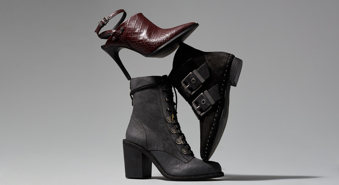 Shoes by Luxury Rebel & More at Gilt