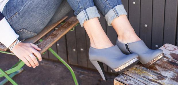 Shoes of Prey. Design your own heels & more. at Rue La La