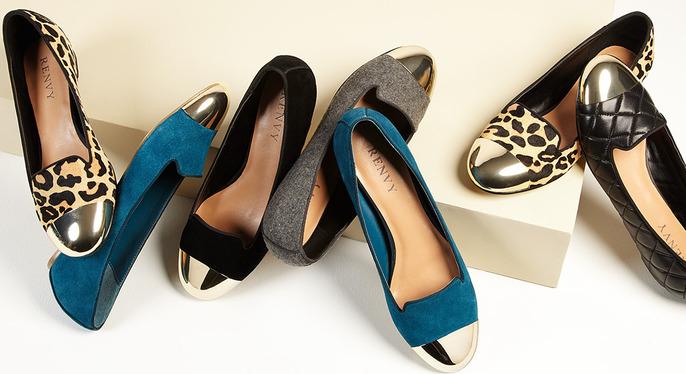 Sleek City Shoes at Gilt