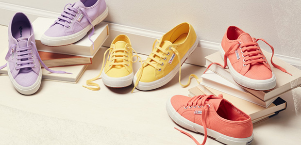 Sneakers with Style: Wedges, High-Tops, & More at Rue La La