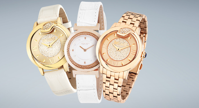 Statement Watches Feat. Just Cavalli at Gilt