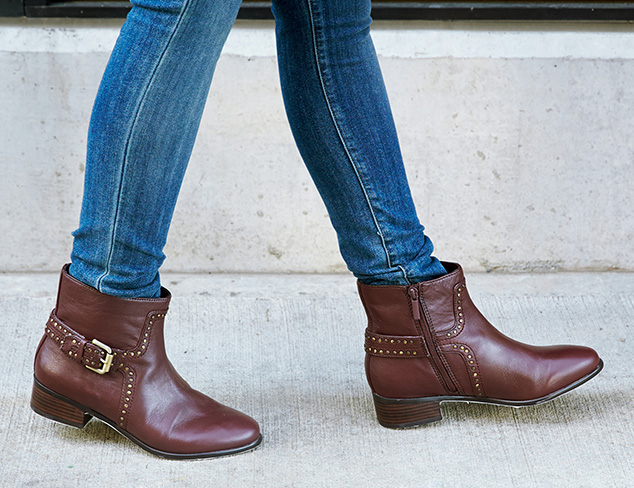 Step into Fall: Boots & Booties at MYHABIT
