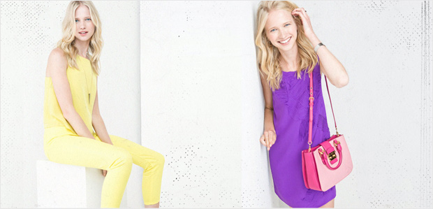 Style by Hue: Get Color-Happy at Rue La La