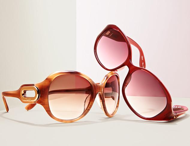 Sunglasses ft. Chloé at MYHABIT