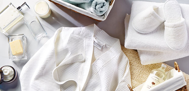 The At-Home Spa: Soothing Towels & Bath Essentials at Rue La La