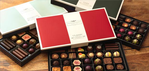 The Chocolate Tasting Club at Rue La La