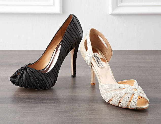 The Fall Occasion: Evening Shoes at MYHABIT