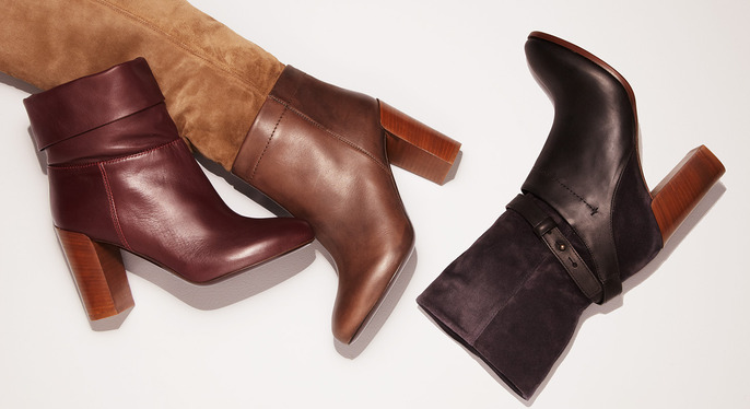 The Fall Shoe Edit at Gilt