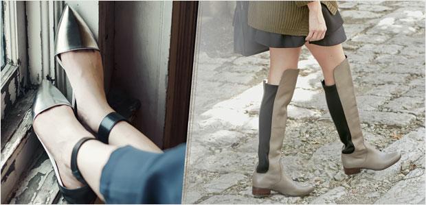 The Fall Shoe Guide: Must-Have Trends at Rue La La