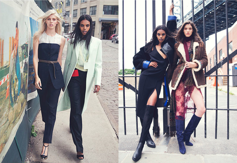 The New Wave Devon Windsor, Grace Mahary & Grace Mahary for The EDIT_4