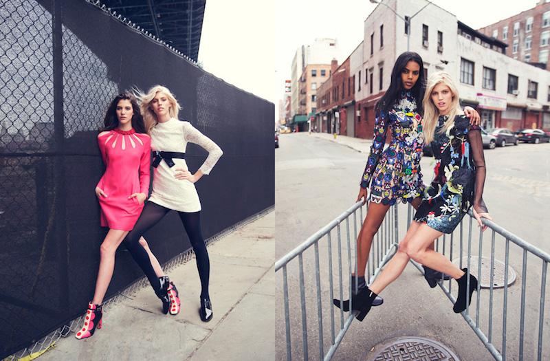 The New Wave Devon Windsor, Grace Mahary & Grace Mahary for The EDIT_6