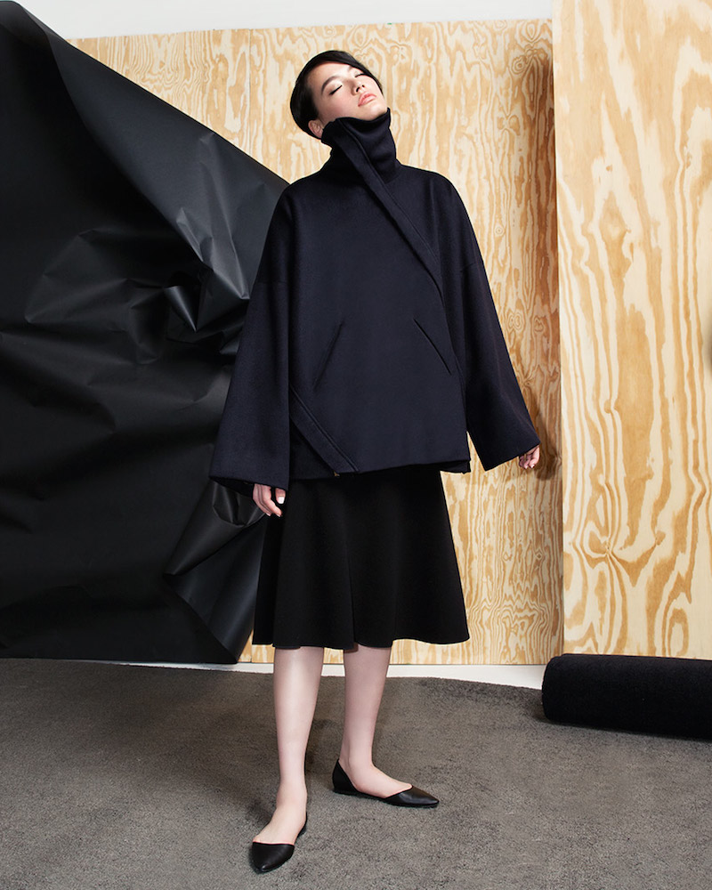 The Row Airam Wool Jacket
