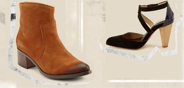 The (Shoe) Fling: Steals by Price at Rue La La