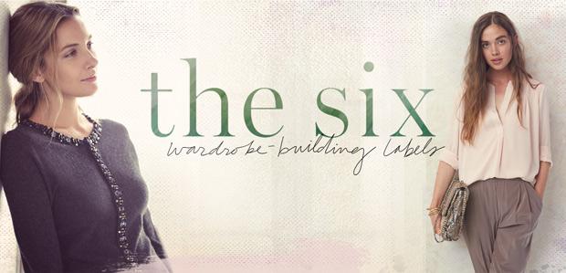 The Six: Wardrobe-Building Labels at Rue La La