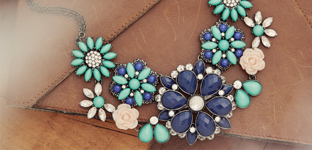 The Statement Necklace: An Instant Outfit Maker at Rue La La