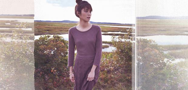 The Sweaterdress: A Fall Must at Rue La La