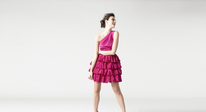 Think Pink: The Perfect Fall Hue at Gilt