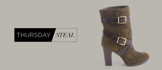 Thursday Steal: $139 Pour la Victoire Boots at Belle & Clive