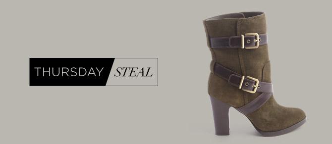 Thursday Steal: $139 Pour la Victoire Boots at Belle & Clive