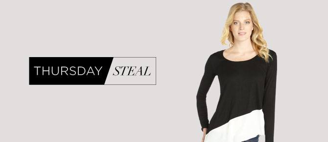 Thursday Steal $39 Fall Knits at Belle & Clive