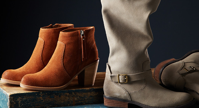 Thursday Style Sessions: Boots at Gilt