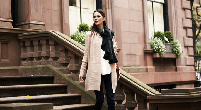 Thursday Style Sessions: Cashmere at Gilt
