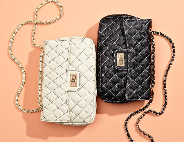 Timeless Style: Handbags at MYHABIT