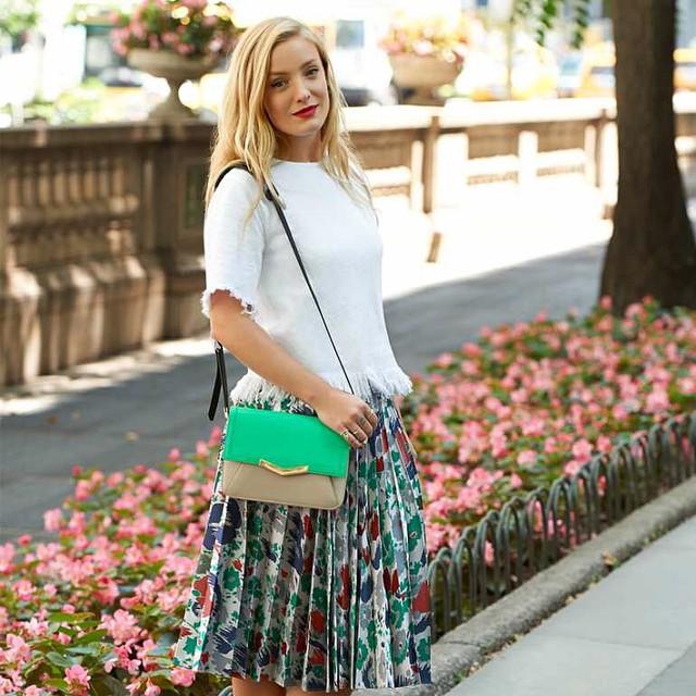 Time's Arrow x Kate Foley Affine Small Shoulder Bag