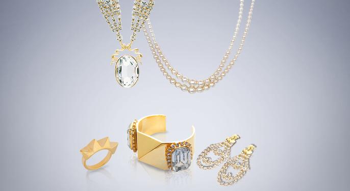 Tom Binns Jewelry at Gilt